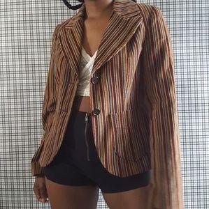 Corduroy 70s style H&M Blazer